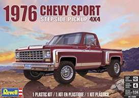 Chevrolet  - 1976  - 1:25 - Revell - US - 4486 - rmxs4486 | The Diecast Company