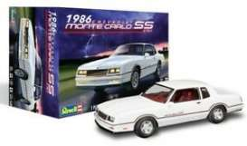 Chevrolet  - 1986  - 1:25 - Revell - US - 4496 - rmxs4496 | The Diecast Company