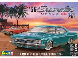 Chevrolet  - 1966  - 1:25 - Revell - US - 4497 - revell14497 | The Diecast Company