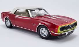Chevrolet  - Camaro 1968 red - 1:18 - Acme Diecast - 1805718 - acme1805718 | The Diecast Company