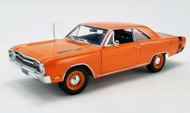 Dodge  - Dart GTS 440 1969 orange - 1:18 - Acme Diecast - 1806404 - acme1806404 | The Diecast Company