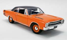 Dodge  - Dart GTS 440 1969 orange/black - 1:18 - Acme Diecast - 1806404VT - acme1806404VT | The Diecast Company