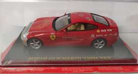 Ferrari  - red - 1:43 - Magazine Models - Fer612 - MagkFer612China | The Diecast Company