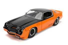 Chevrolet  - Camaro Z28 1979 orange - 1:24 - Jada Toys - 31669 - jada31669 | The Diecast Company