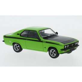 Opel  - Manta 1974 green - 1:43 - IXO Models - CLC332 - ixCLC332 | The Diecast Company