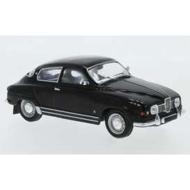 Saab  - 96 V4 black - 1:43 - IXO Models - CLC333 - ixCLC333 | The Diecast Company
