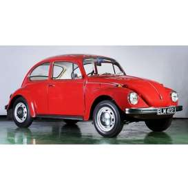 Volkswagen  - Beetle 1972 red - 1:43 - IXO Models - CLC334 - ixCLC334 | The Diecast Company