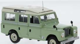 Land Rover  - II 109 1958 green - 1:43 - IXO Models - CLC329 - ixCLC329 | The Diecast Company