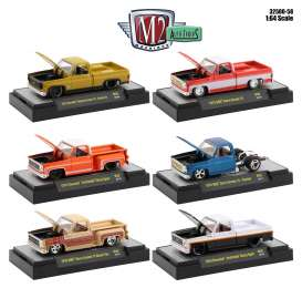 Assortment/ Mix  - various - 1:64 - M2 Machines - 32500-58 - M2-32500-58 | The Diecast Company