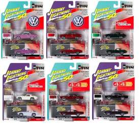 Assortment/ Mix  - various - 1:64 - Johnny Lightning - CT002 - JLCT002 | The Diecast Company