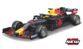 Red Bull Racing   - 2019 blue/red/yellow - 1:43 - Bburago - 38050V - bura38050V | The Diecast Company