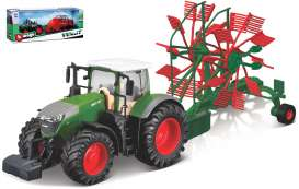 Fendt  - 1050 Vario green/red - 1:32 - Bburago - 31665 - bura31665 | The Diecast Company