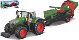 Fendt  - 1050 Vario green/red - 1:32 - Bburago - 31666 - bura31666 | The Diecast Company