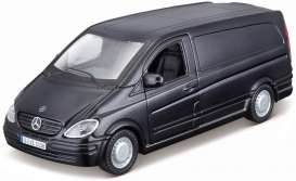 Mercedes Benz  - 2010 black - 1:32 - Bburago - 43028bk - bura43028bk | The Diecast Company