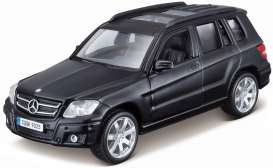 Mercedes Benz  - 2010 black - 1:32 - Bburago - 43016bk - bura43016bk | The Diecast Company