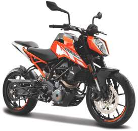KTM  - 250 Duke orange/black - 1:18 - Bburago - 51083 - bura51083 | The Diecast Company