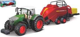 Fendt  - 1050 Vario green/red - 1:32 - Bburago - 31663 - bura31663 | The Diecast Company