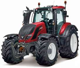 Valtra  - red/black - 1:32 - Bburago - 44071 - bura44071 | The Diecast Company