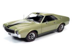 AMC  - AMX 1968  - 1:18 - Auto World - AMM1214 - AMM1214 | The Diecast Company