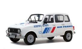 Renault  - 4L GTL 1978 white/blue/red - 1:18 - Solido - 1800108 - soli1800108 | The Diecast Company