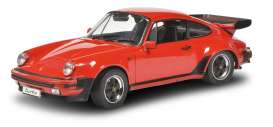 Porsche  - 911 Turbo red - 1:12 - Schuco - 6700 - schuco6700 | The Diecast Company