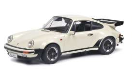 Porsche  - 911 Turbo white - 1:12 - Schuco - 6701 - schuco6701 | The Diecast Company