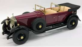 Rolls Royce  - burgundy red - 1:18 - Kyosho - 8931r - kyo8931r | The Diecast Company