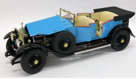 Rolls Royce  - light blue - 1:18 - Kyosho - 8931lb - kyo8931lb | The Diecast Company