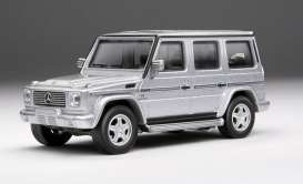 Mercedes Benz  - AMG G55 silver - 1:64 - Kyosho - 7021G3 - kyo7021G3 | The Diecast Company