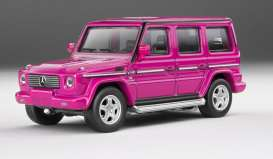 Mercedes Benz  - AMG G55 pink - 1:64 - Kyosho - 7021G6 - kyo7021G6 | The Diecast Company