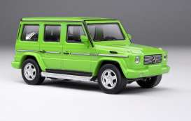 Mercedes Benz  - AMG G55 green - 1:64 - Kyosho - 7021G9 - kyo7021G9 | The Diecast Company