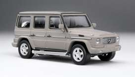 Mercedes Benz  - AMG G55 grey - 1:64 - Kyosho - 7021G10 - kyo7021G10 | The Diecast Company