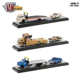 Assortment/ Mix  - Various - 1:64 - M2 Machines - 36000-37 - m2-36000-37 | The Diecast Company