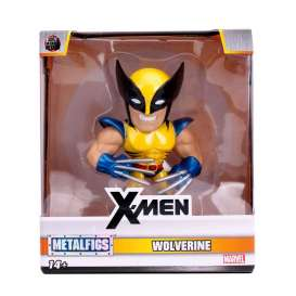 Figures  - X-men Wolverine yellow/blue - Jada Toys - 31264 - jada31264 | The Diecast Company