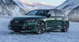 Audi  - RS4 2020 green - 1:18 - GT Spirit - GT296 - GT296 | The Diecast Company
