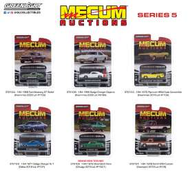 Assortment/ Mix  - various - 1:64 - GreenLight - 37210 - gl37210 | The Diecast Company