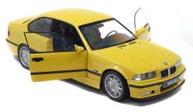 BMW  - E36 Coupe M3 1994 blue - 1:18 - Solido - 1803902 - soli1803902 | The Diecast Company