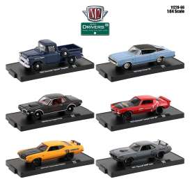 Assortment/ Mix  - various - 1:64 - M2 Machines - 11228-66 - M2-11228-66 | The Diecast Company