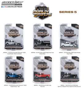 Assortment/ Mix  - various - 1:64 - GreenLight - 46050 - gl46050 | The Diecast Company