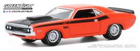 Dodge  - Challenger 1970 orange - 1:64 - GreenLight - 28040B - gl28040B | The Diecast Company