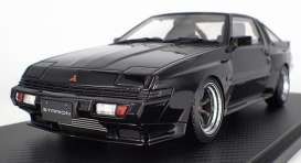 Mitsubishi  - Starion black - 1:18 - Ignition - IG1794 - IG1794 | The Diecast Company