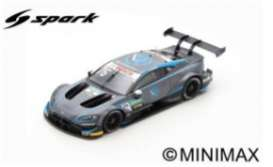 Aston Martin  - Vantage DTM 2019 grey/black/blue - 1:18 - Spark - 18SG043 - spa18SG043 | The Diecast Company