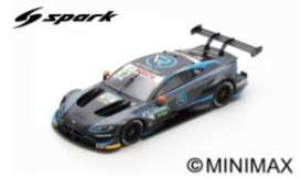 Aston Martin  - Vantage DTM 2019 grey/black/blue - 1:18 - Spark - 18SG042 - spa18SG042 | The Diecast Company