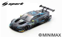Aston Martin  - Vantage DTM 2019 grey/black/blue - 1:18 - Spark - 18SG041 - spa18SG041 | The Diecast Company