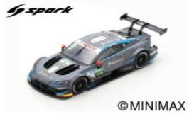 Aston Martin  - Vantage DTM 2019 grey/black/blue - 1:18 - Spark - 18SG040 - spa18SG040 | The Diecast Company