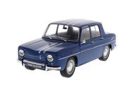 Renault  - 8 Gordini blue - 1:18 - Solido - 1803602 - soli1803602 | The Diecast Company