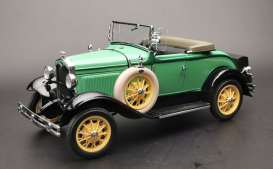 Ford  - Model A  1931 reseda green - 1:18 - SunStar - 6127 - sun6127 | The Diecast Company
