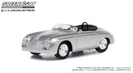 Porsche  - Speedster 2008 silver - 1:43 - GreenLight - 86597 - gl86597 | The Diecast Company