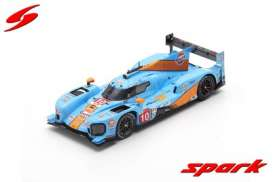 BR Engineering  - BR1 2019 blue/orange - 1:43 - Spark - S7905 - spaS7905 | The Diecast Company