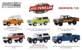 Assortment/ Mix  - various - 1:64 - GreenLight - 35170 - gl35170 | The Diecast Company